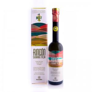 Botella Rincón de la Subbética Bio 500ml.