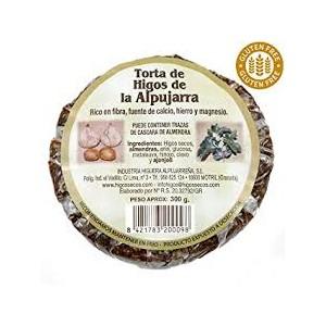 Torta de Higos de La Alpujarra 300 gr.